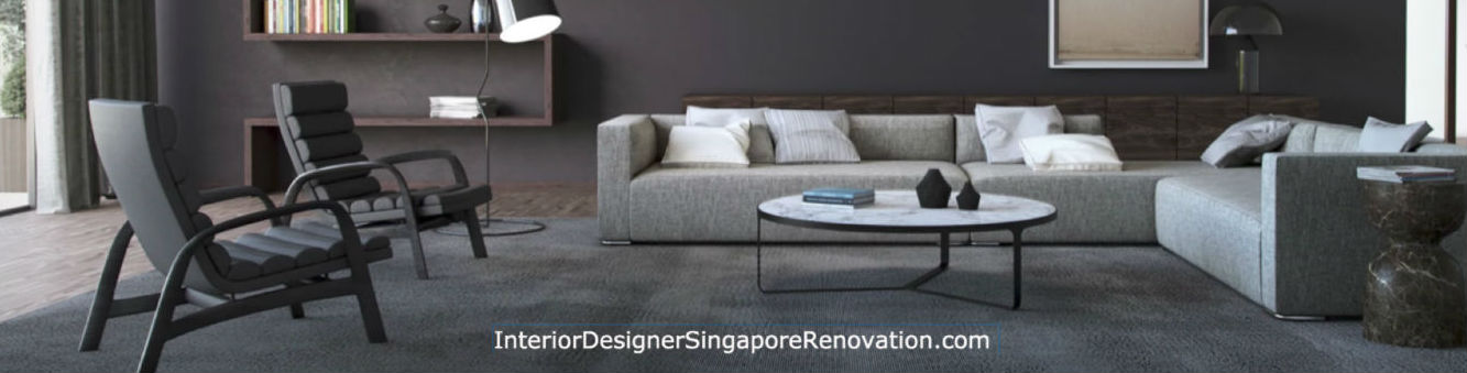 Top Interior Designer Singapore & Best Interior Design Company